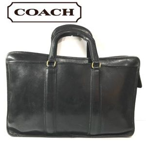 Coach Vintage Leather Breifcase